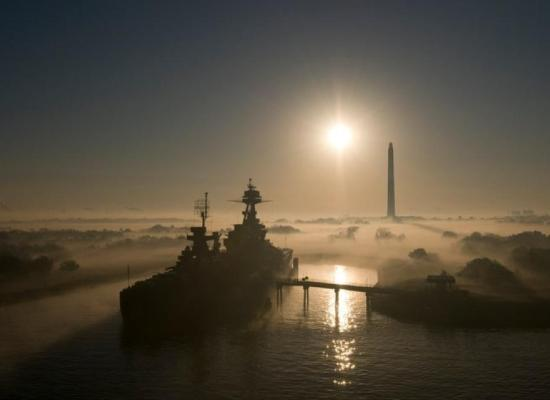 Battleship Texas & San Jacinto Monument | Photo credit: Frank Bodden