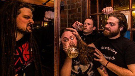 Noiseheadrecords signen hessische Metaller DIMELESS - Fette Grooves überzeugten Produzenten