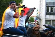 Kassel feiert! Das WM Sommermärchen geht weiter