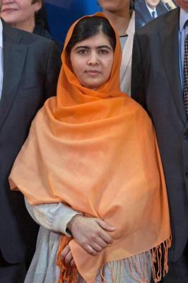 Malala Yousafzai (Foto: Claude Troung-Ngoc, Quelle: Wikipedia)