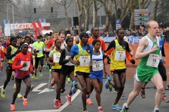 Mini-Marathon: Verlosung startet - Paten gerne gesehen