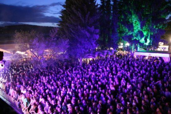 Orange Blossom Special Open Air-Festival in Beverungen 2016