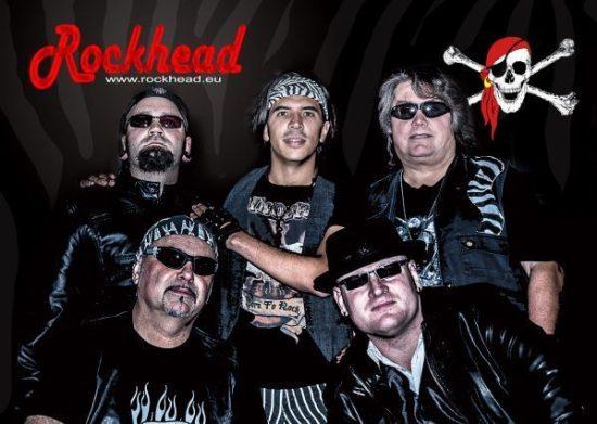 Rockhead mit neuer Besetzung in der Alt-Berliner Destille