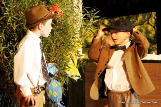 Emil und die Detektive ermitteln in Lohfelden