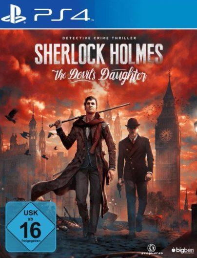 Bits & Bytes: Sherlock Holmes: The Devil's Daughter (Bigben Interactive)