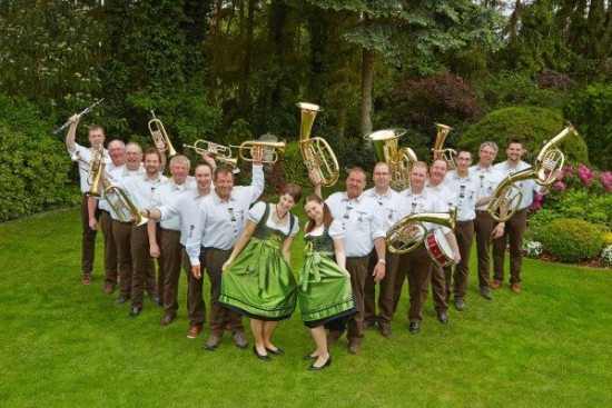 Party, Palmen... - Stadtfest Borken mit hr3-Opening-Party