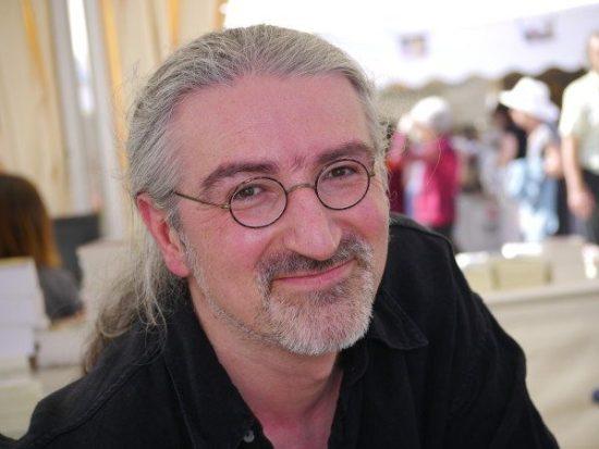 Lesung in Marburg von Zoran Drvenkar