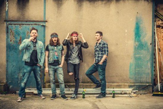 Stoner-Rock-Konzert in Marsberg
