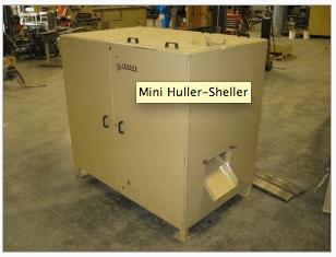 Mini Huller-Sheller