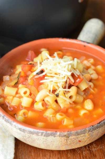 Pasta E Fagioli Soup II - Will Cook For Smiles