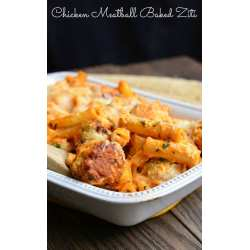 Small Crop Of Baked Ziti With Chicken