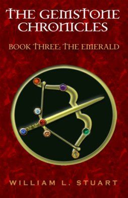 The Gemstone Chronicles Book Three: The Emerald Cover
