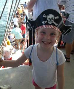 Maggie the Pirate