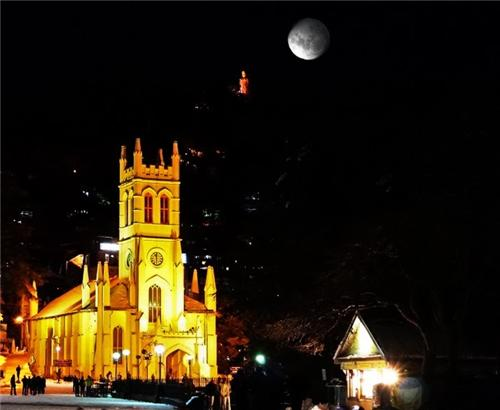 things to do in Shimla - christ church