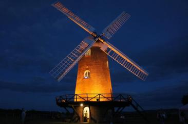 Something going on at the Windmill