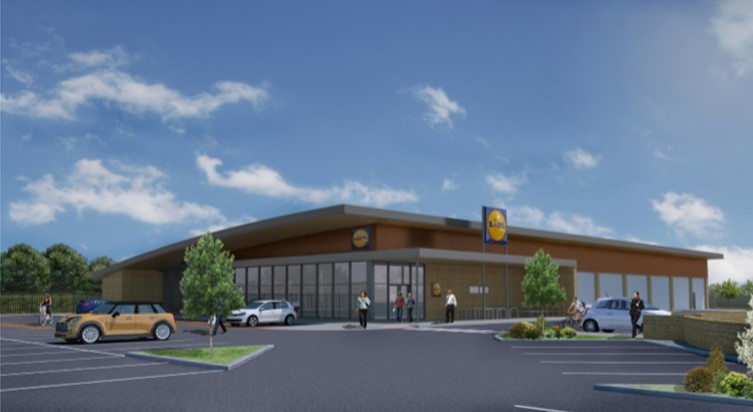 Lidl submit planning application for new store in Malmesbury   Wilts     Lidl submit planning application for new store in Malmesbury