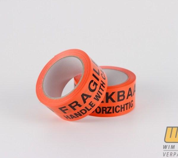 Bedrukte PVC tape