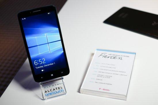 Alcatel OneTouch Fierce XL