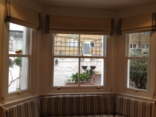 hand crafted window frames