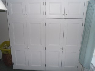 bedroom fitted wardrobe - windsor