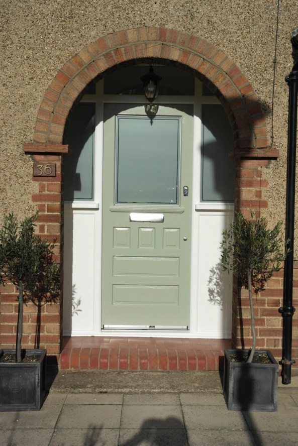 fitted door in Windsor