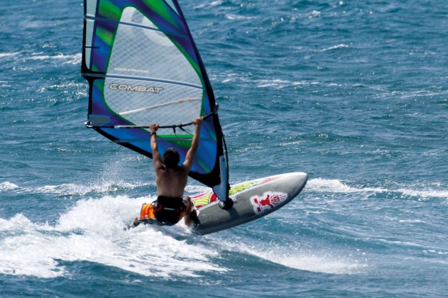Starboard Quad IQ 82 2012 action