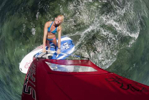 Windsurf lessons where to learn