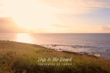 CANON – TRIP TO THE BEACH