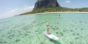 Sportif Travel Windsurf Kitesurf SUP holidays to Mauritius