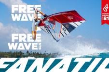 FANATIC FREEWAVE STB 2017