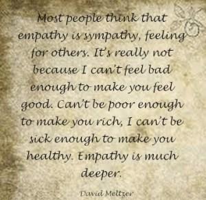 empathy deeper
