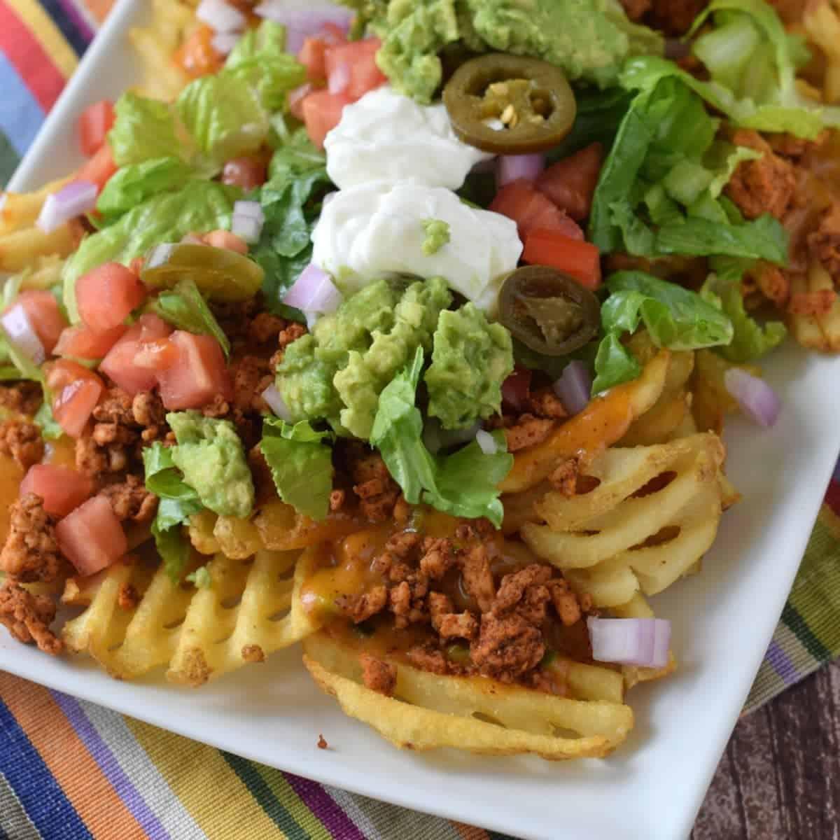 Fullsize Of How To Make Waffle Fries