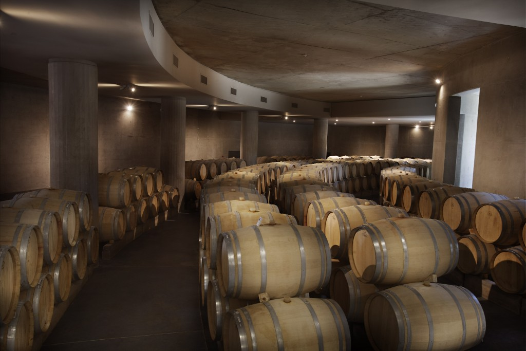 Barrel cellar 1