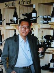 Jimmy Ler attends Buyer meets Iberian Cellar 2012
