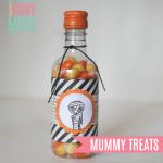 12 Weeks of Halloween, Week Two: Mummy Treats!