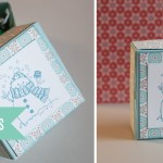 Snowman Kisses Gift Box