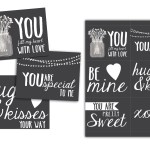 FREE Printable Valentines Day Cards!