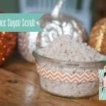 Pumpkin Spice Sugar Scrub