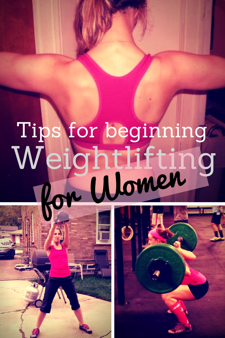 My intro to lifting.. and weightlifting tips for women