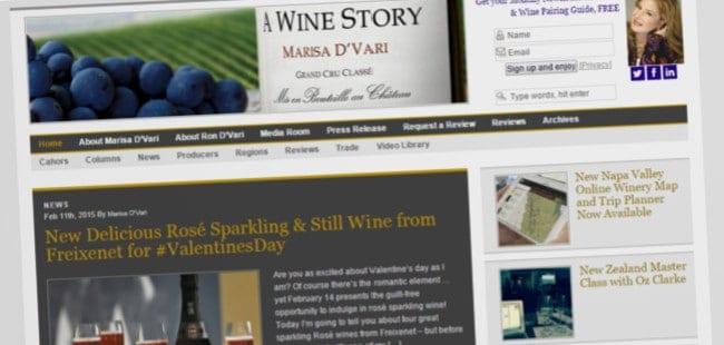 A Wine Story