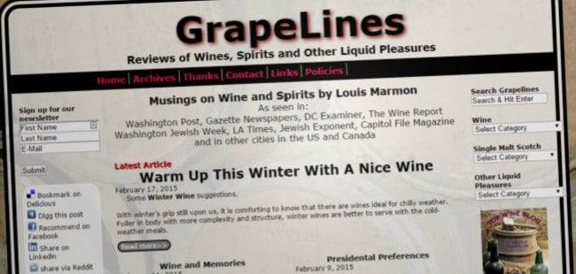 Grape Lines