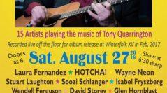 'The Songs of Tony Quarrington'