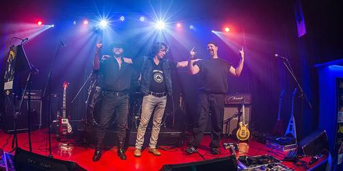 Judas Priest Tribute-Band und Hammersmith in Nierstein