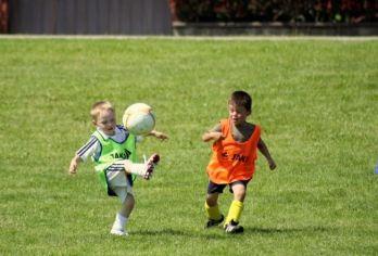 Fussballkinder