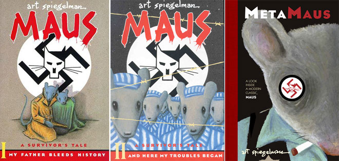 Maus covers