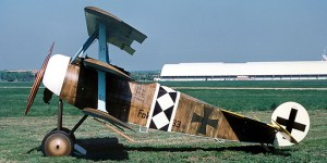 How the Red Baron's Knockoff Aircraft Became the First Great Warplane
