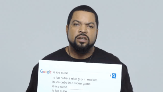 Ever Wonder How Ice Cube Got His Name? Here's Your Answer