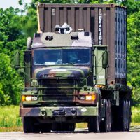 The Army's Self-Driving Trucks Hit the Highway to Prepare for Battle