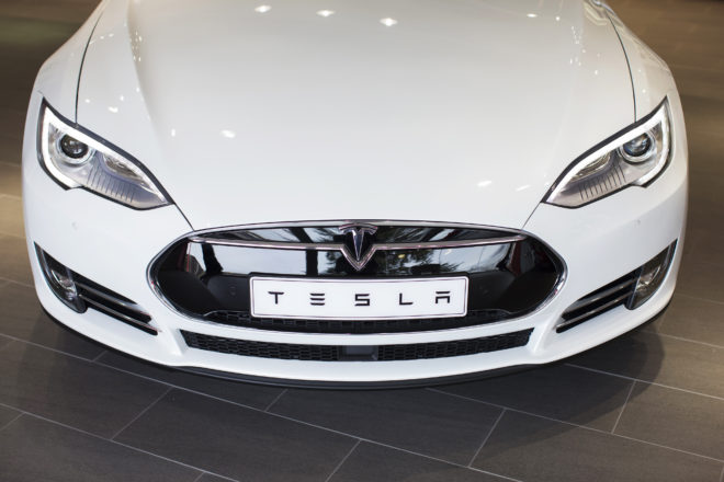 Security News This Week: Hackers Take Control of a Moving Tesla's Brakes