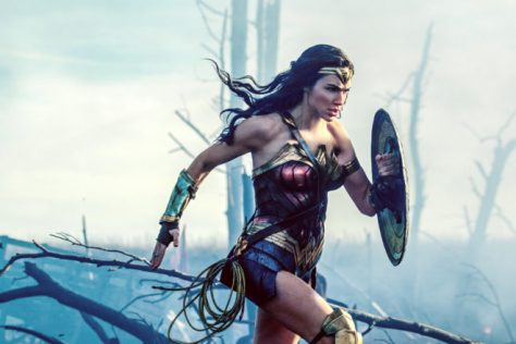 Wonder Woman and the Importance of the Female Hero Moment